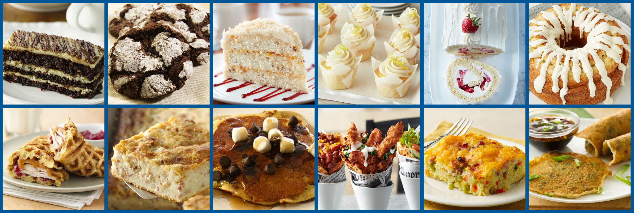 Pillsbury Baking Mixes