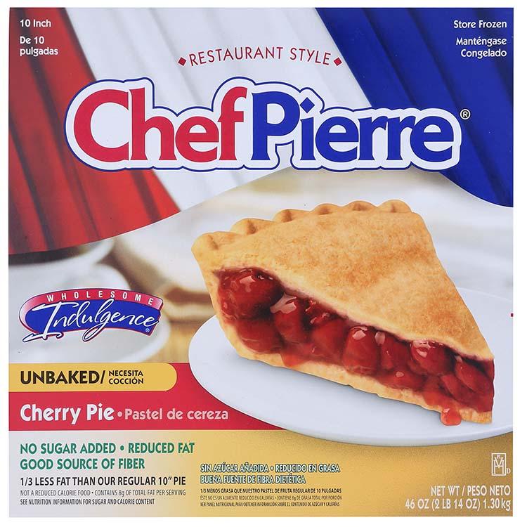 Chef Pierre No Sugar Added Berry Pie