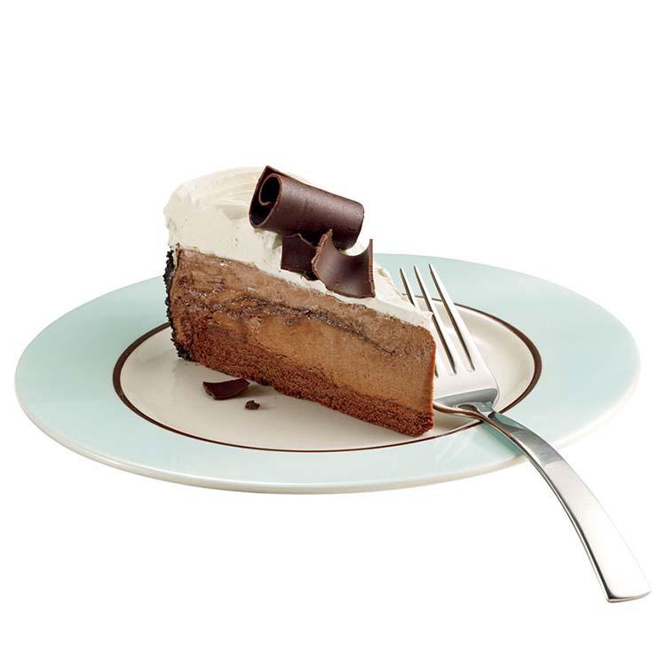 Bistro Chocolate Truffle Mousse Pie