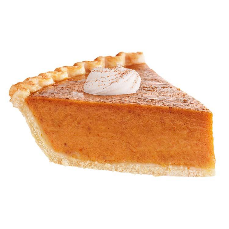 Chef Pierre Pumpkin Custard Pie