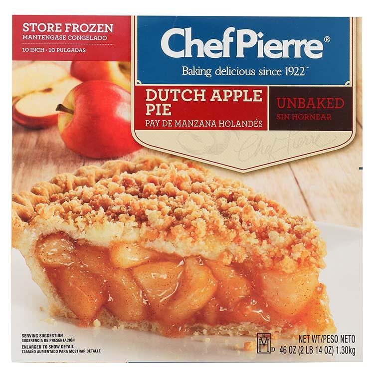 Chef Pierre Dutch Apple Pie