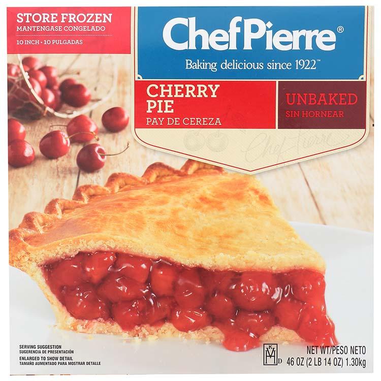 Chef Pierre Cherry Pie