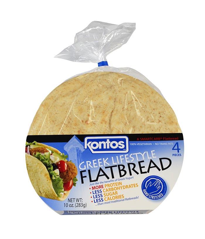 Kontos GreekStyle Flatbread