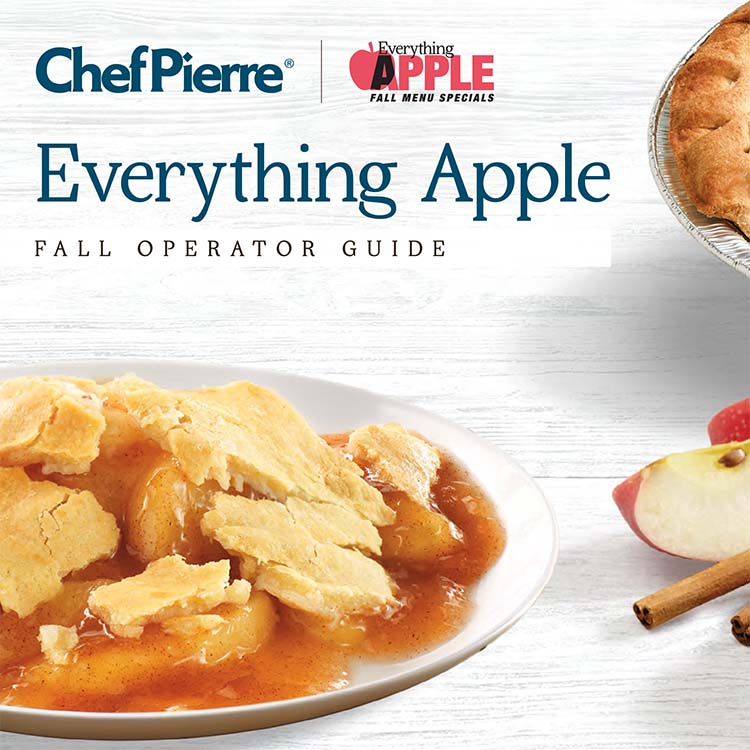 Chef Pierre Everything Apple