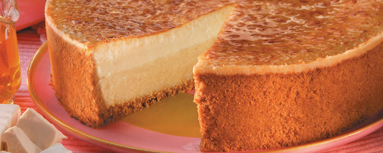 Dianne's Creme Brulee Cheesecake