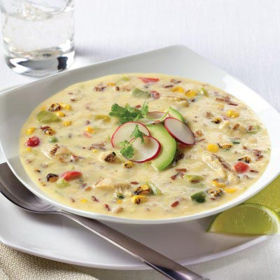 Campbell's Soups Tequila Spiked Fiesta Chicken