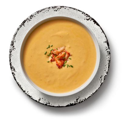 Campbell's Soup Lobster Bisque