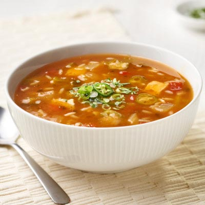 Campbell's Creole Chicken & Sausage Gumbo