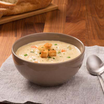 Campbell's Creamy Garden Vegetable Soup