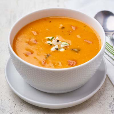 Campbell's Tomato Basil Bisque