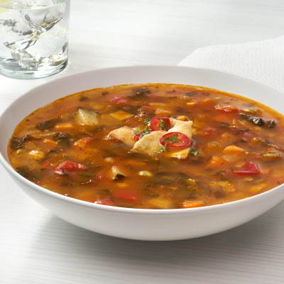 Campbell's Soups Red Lentil Vegetable Soup