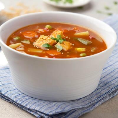 Campbell's Vegetarian Garden Soup