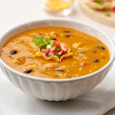 Campbell's Soups Cheesy Chicken Tortilla