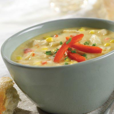 Campbell's Soups Chicken Corn Chowder