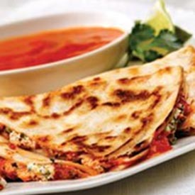Campbell's Frozen Soups Quesadilla