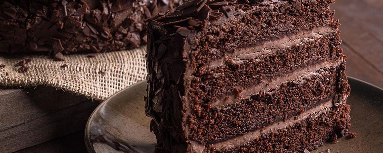 David's Cookies Chocolate Overload Cake Header