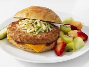 58787 Butterball Savory Turkey Burger