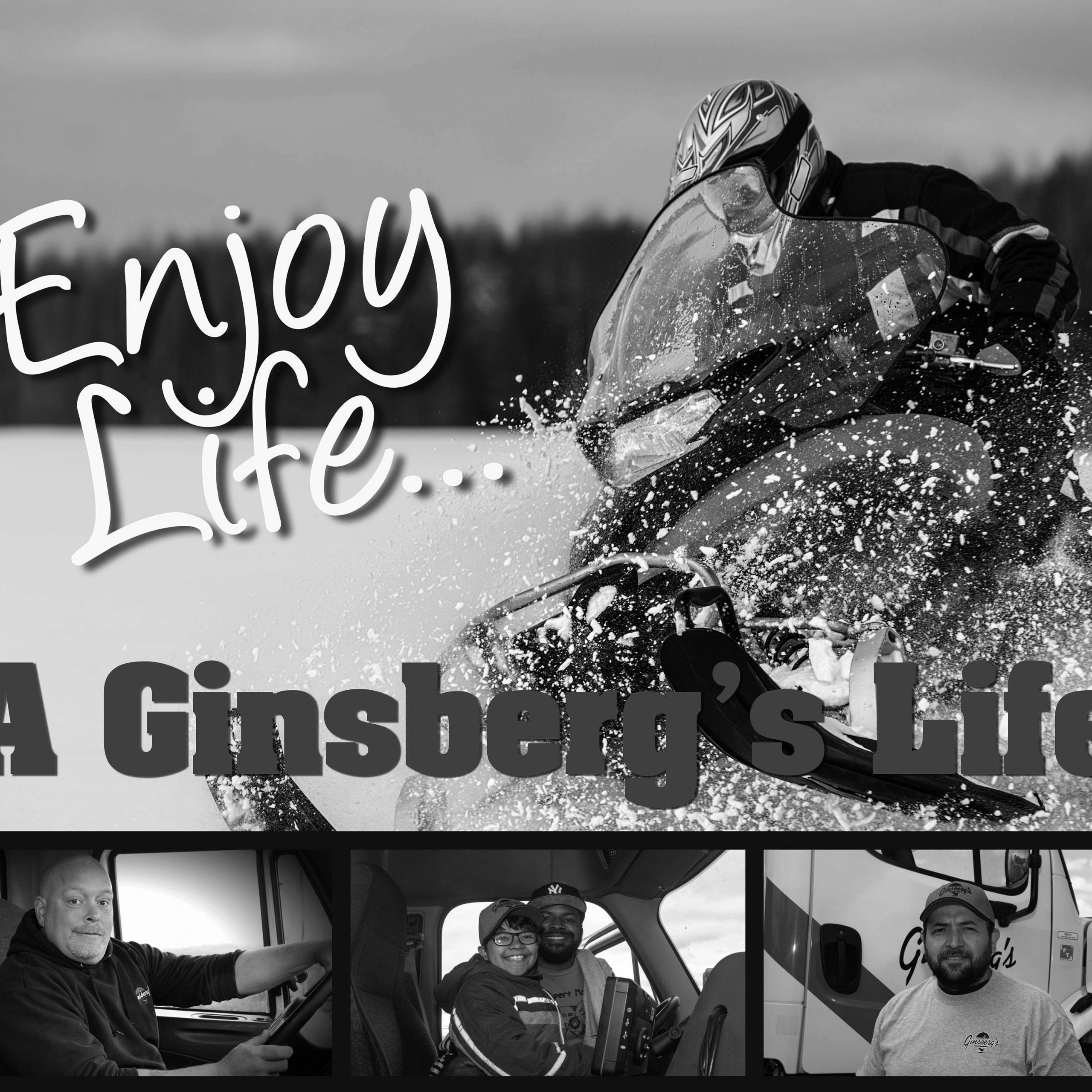 man riding snowmobile vehicle on off road track ,people outdoor sport activitiies theme