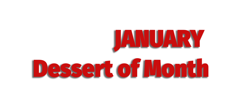 January Dessert Header 2021