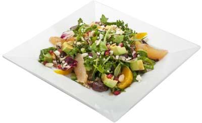 Kens Plus One Salad Three