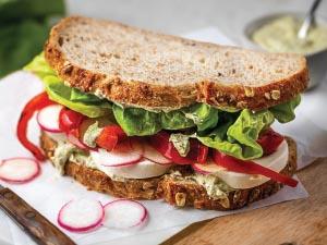 Tribeca 9 Grain Sandwich
