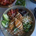 Highliner Fish Burrito Bowl