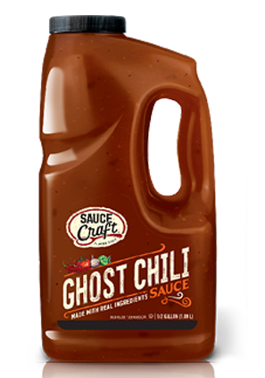 Sauce Craft Ghost Chili Sauce