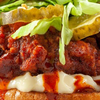 Nashville Hot Sandwich