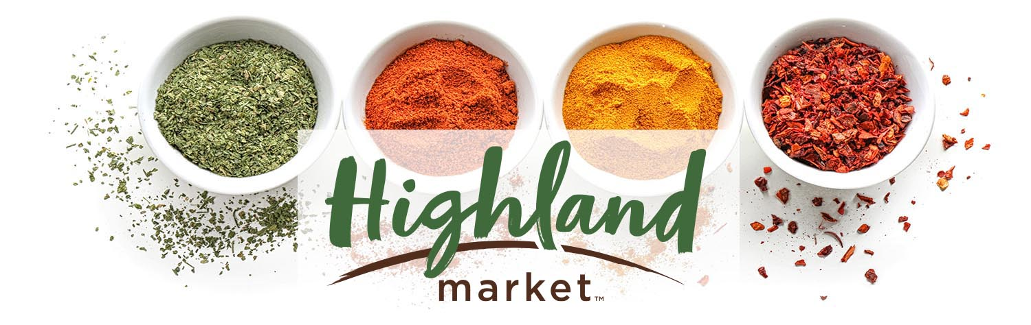 Highland Market Spices Header 2