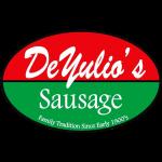 De Yulio's Sausage Logo