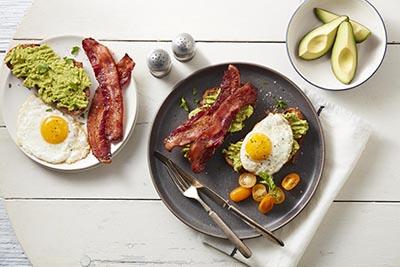 Bacon 1 Farmhouse Breakfast