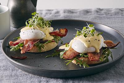 Bacon 1 Berakfast Benedict