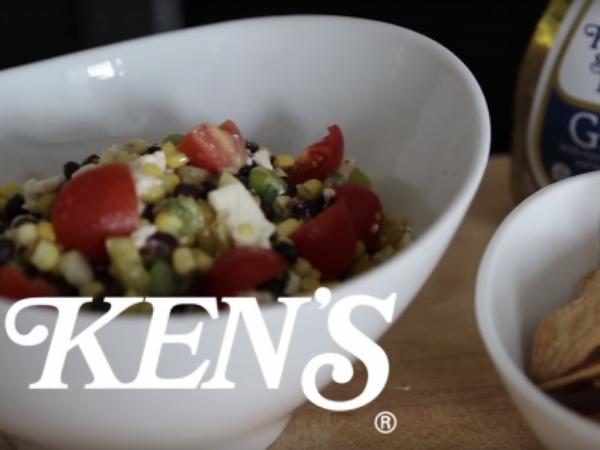 Ken's Corn and Black Bean Salad