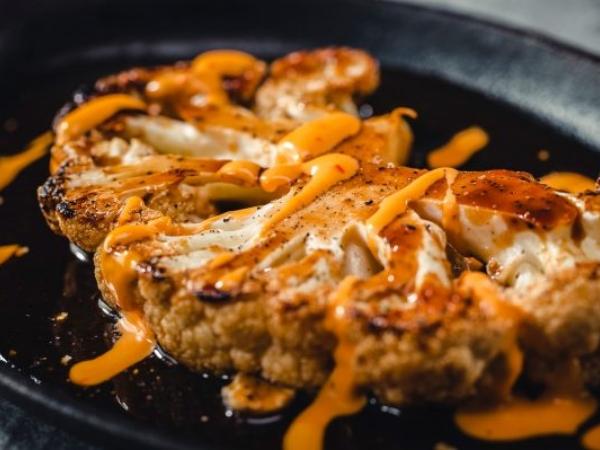 Seared Cauliflower Steak