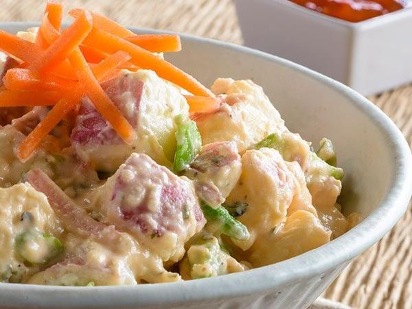 Thai Style Potato Salad