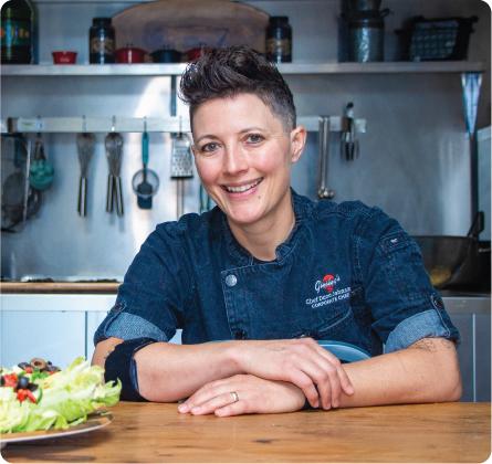 Chef Dana Johnson Headshot