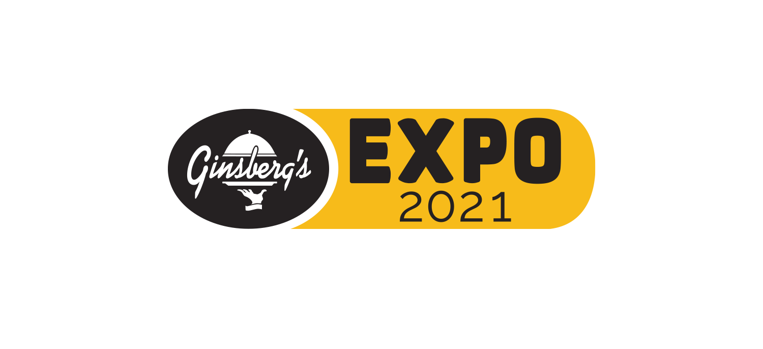 Ginsbergs Food Show Expo Header Logo