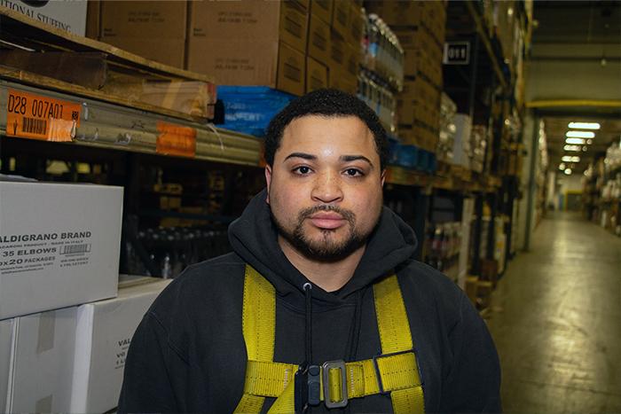Warehouse Job