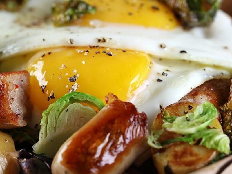 Breakfast Sausage Hash