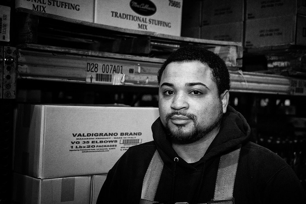 Night Warehouse Associate